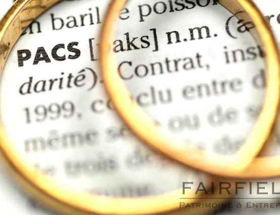 Pacs: Pacte Civil de Solidarité   Avocat Cannes